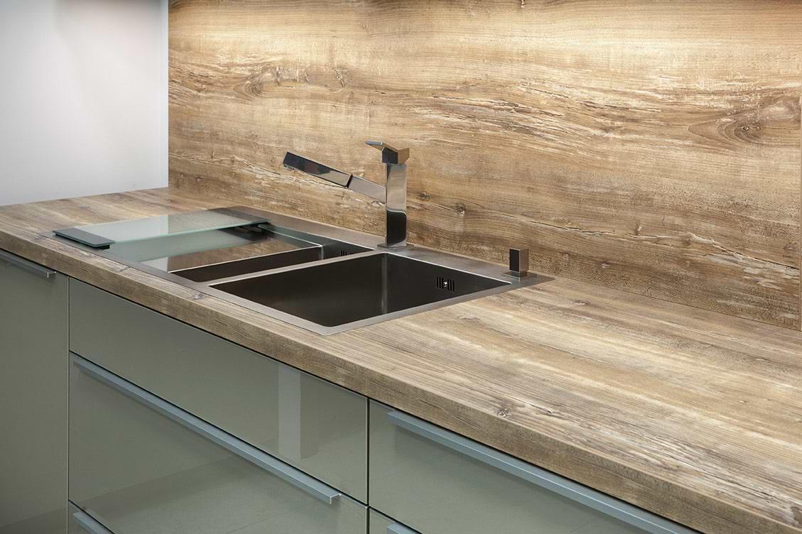 תמונת אוירה משטח עבודה במטבח